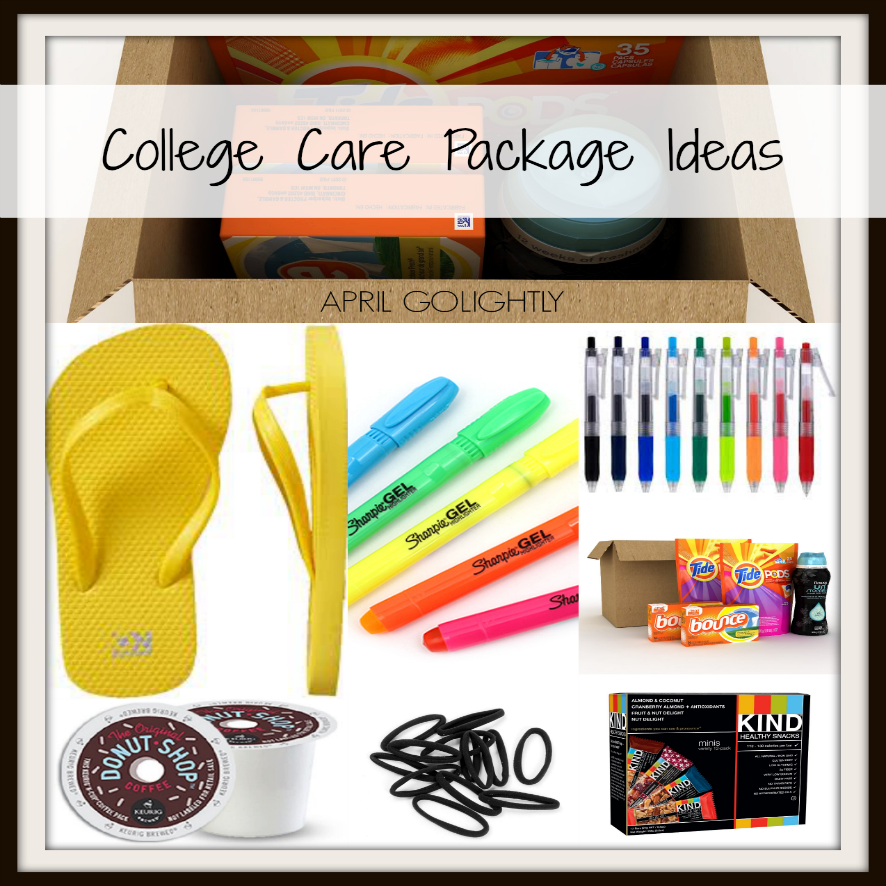 COLLEGE CARE PACKAGE SHOP