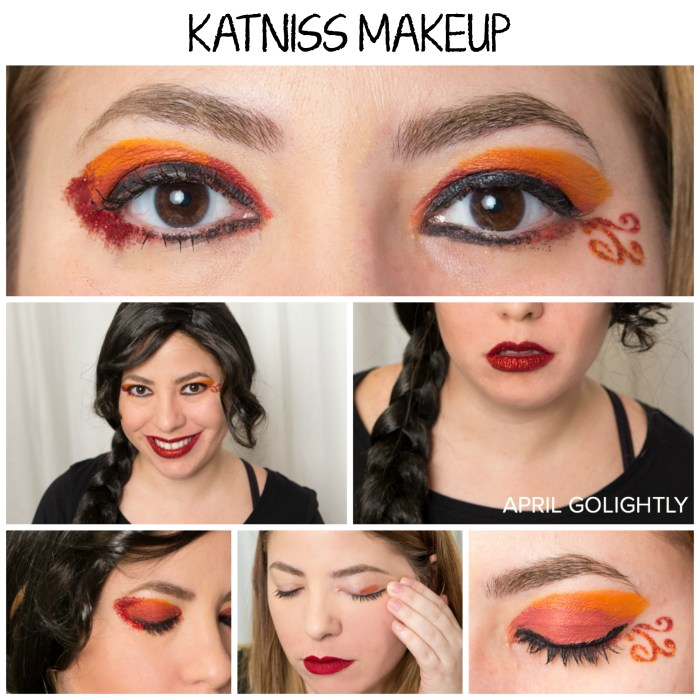 Katniss Makeup