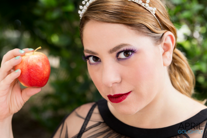 Snow White Queen Makeup Tutorial-
