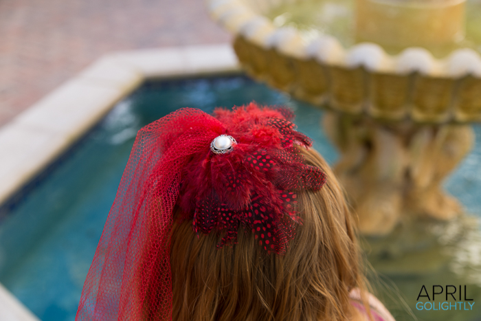 Feather Fascinator-2675