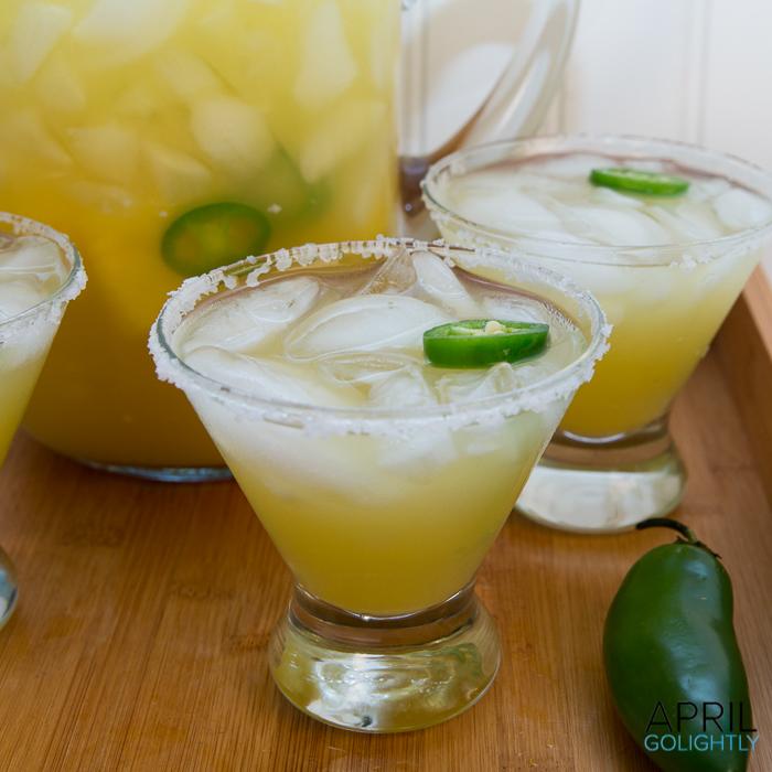 Sweet'N Low - Sweet & Spicy Margarita #SweetNLowStars-3