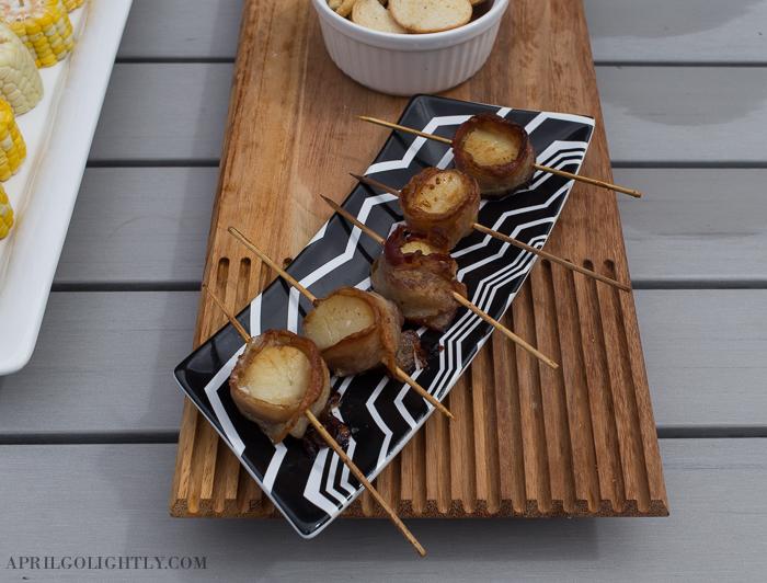 Bacon Wrapped Scallops-8985