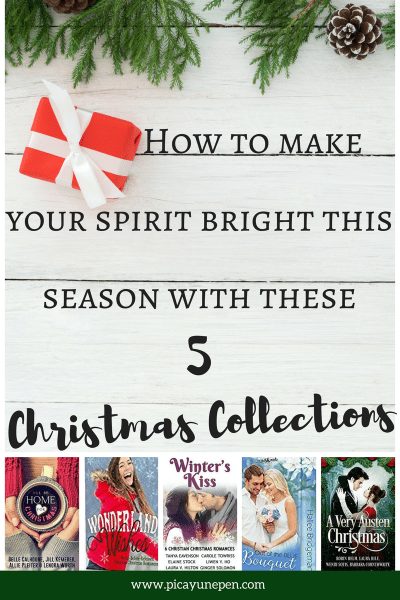 How To Make Your Spirit Bright This Season With These 5 Christmas Collections - Get in the holiday mood with five sets of Christmas novellas, full of love, romance, and mystery!