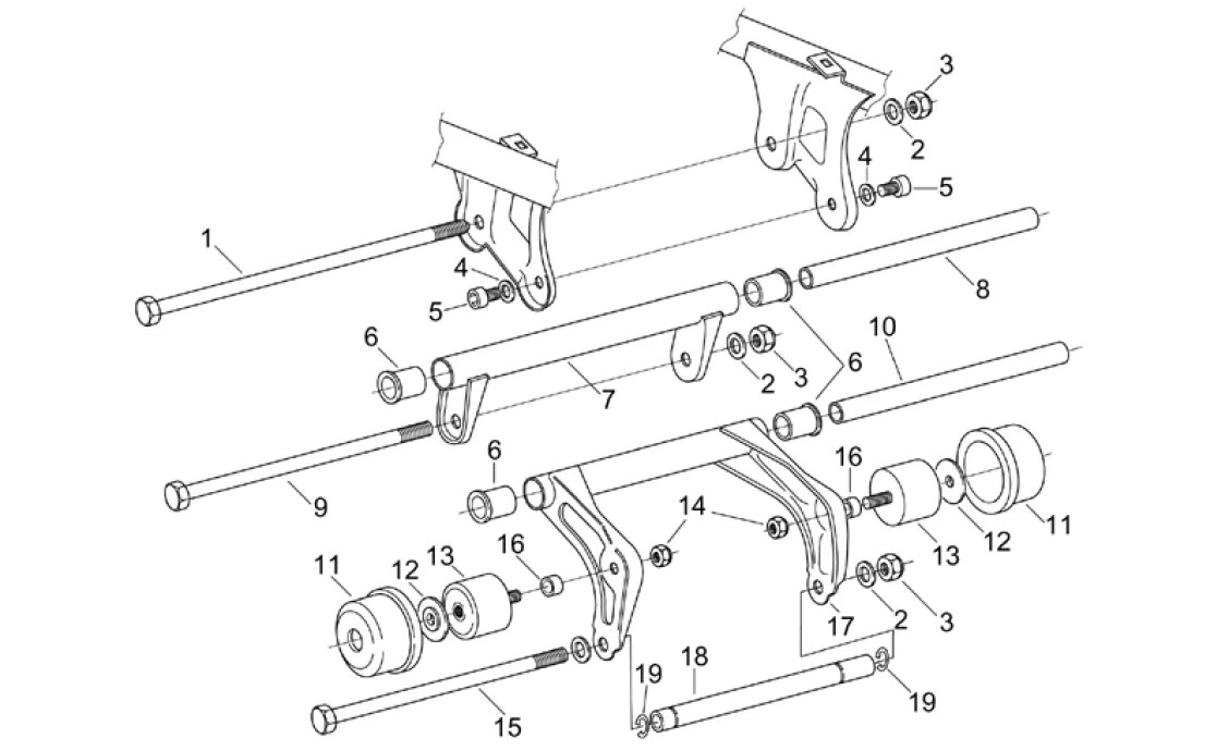 Machine Drawing Connecting Rod