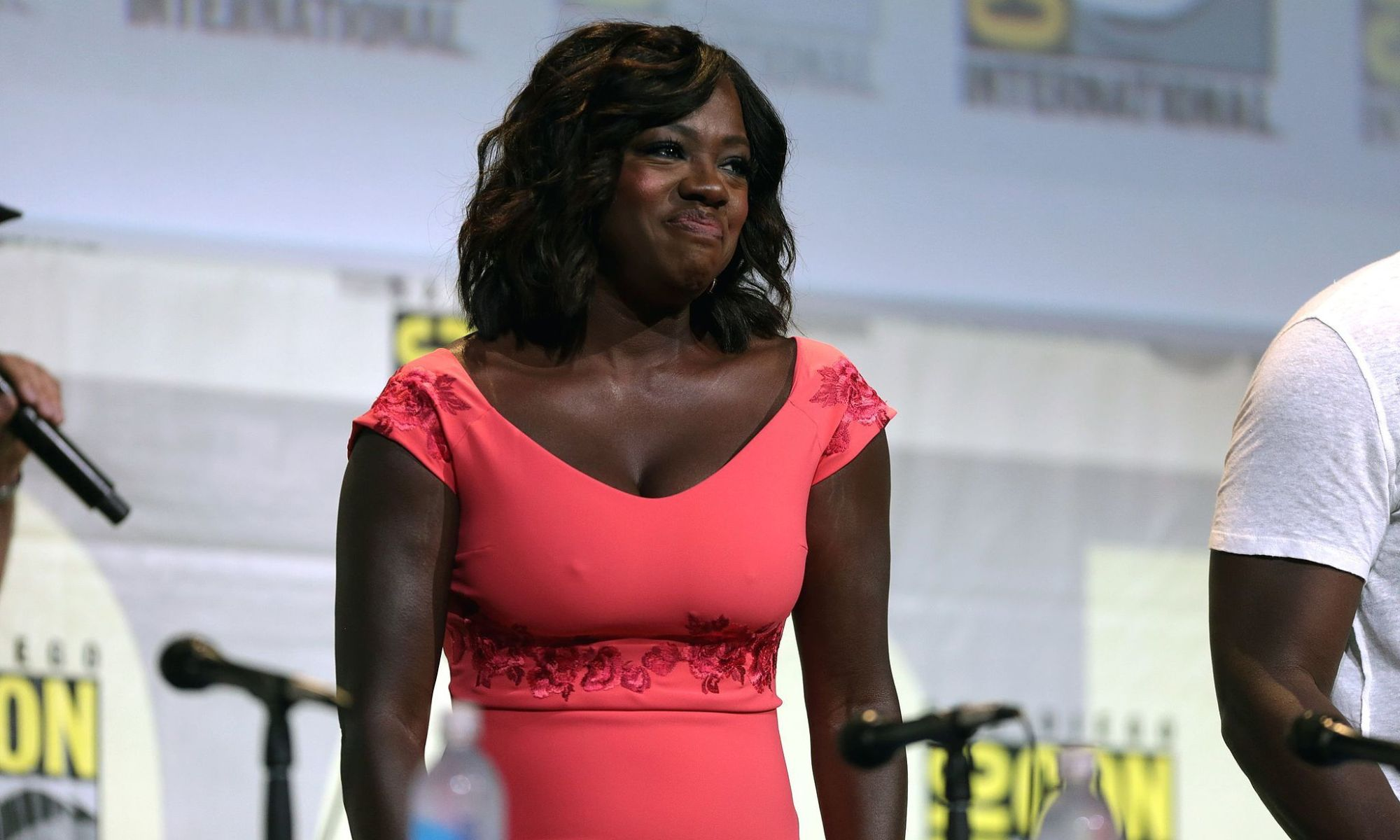 Viola Davis at the 2016 San Diego Comic-Con