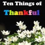 ten things banner
