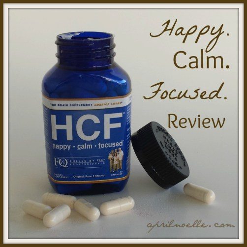 Happy Calm Focused Review - HCF Review