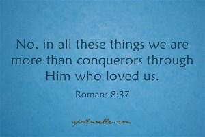 Romans 8 37