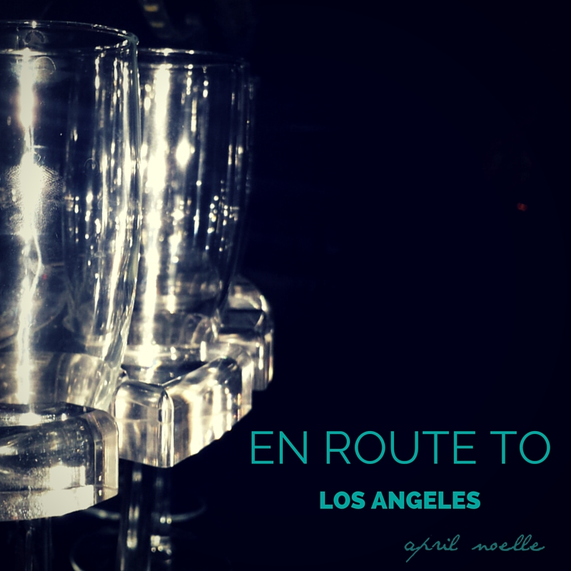 En Route to Los Angeles (JetBlue and Super Shuttle Review)