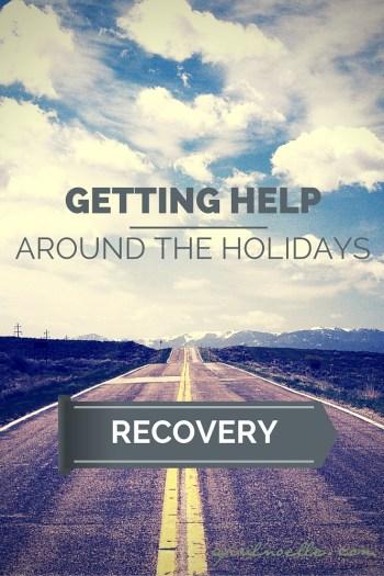Getting Help Around the Holidays