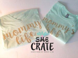 shecrate feb shirts