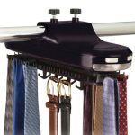 Tie and Belt Rack   Father's Day Gift Guide 2016   LINC   AprilNoelle.com