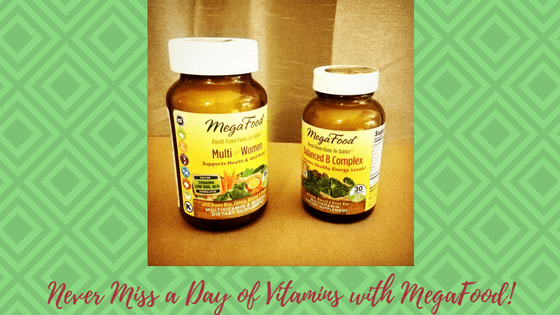 Never Miss a Day of Vitamins with MegaFood! | AprilNoelle.com