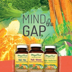 Mind the Gap | MegaFood | AprilNoelle.com