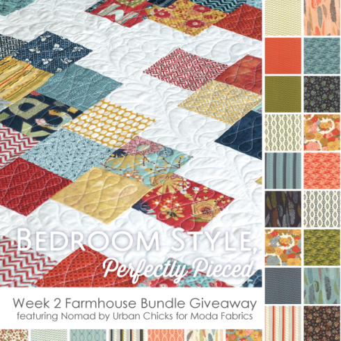 FarmhouseMoodBoard #bedroomstyle giveaway www.aprilrosenthal.com