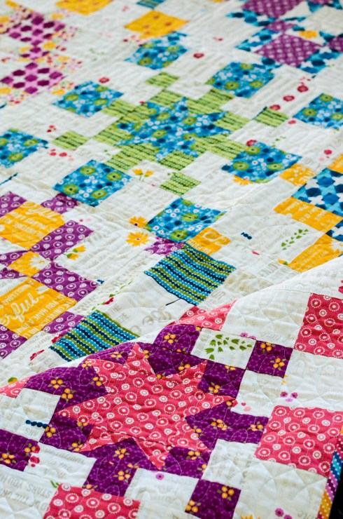 Solstice Quilt by April Rosenthal for Prairie Grass Patterns