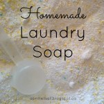 Make your own Homemade Laundry Soap for Less!