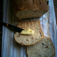 Cranberry Pumpkin Seed Bread
