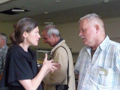Karla, Dariusz and Henrik