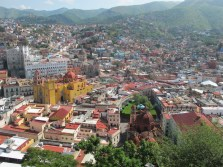 Guanajuato is a colonial mining town
