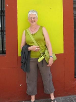 Karen's matching wall