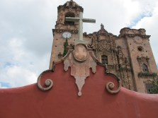 Valenciana, el Templo de San Cayetano completed in 1788
