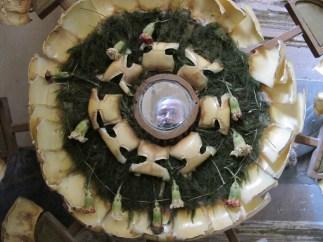 corn husk decorations