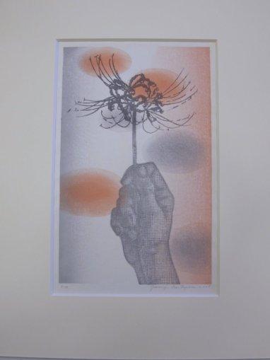 Jacomijnden Engelsen print