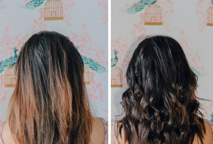 April Was Here Easy Summer Hairstyles For Mid Length Hair