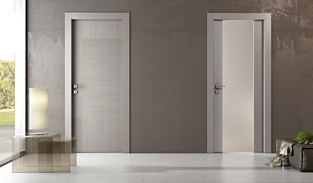 Vieni a scoprire le nostre porte interne laminate nel
