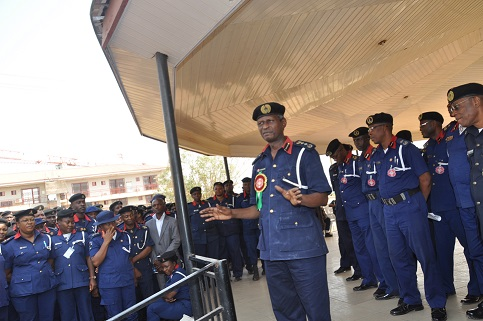 Uphold The Tenets Of Humility And Integrity—NSCDC Boss, Abolurin Charges