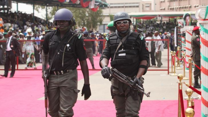 2015: Security Beefed Up As Jonathan Declares Today