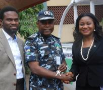 Lagos Police Boss Hails Heritage Bank's Obligation To Security