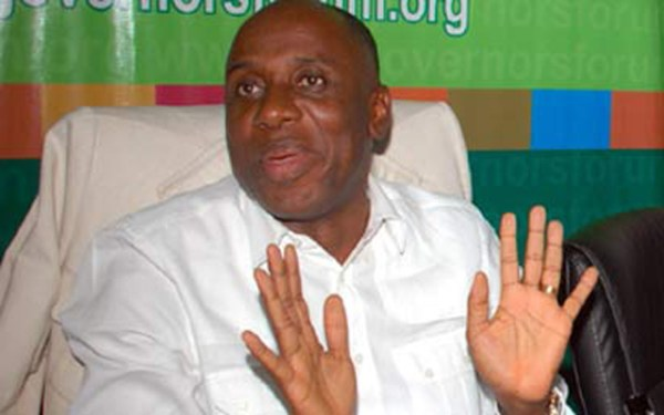 Image result for Rotimi Amaechi