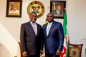 Dangote To Create More 38,000 Jobs In Lagos