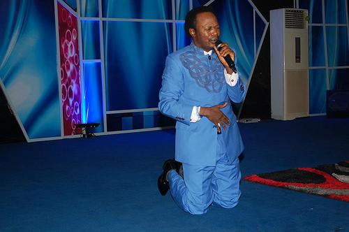 Edo Guber: How Prophet Joshua Iginla Predicted Obaseki's Victory