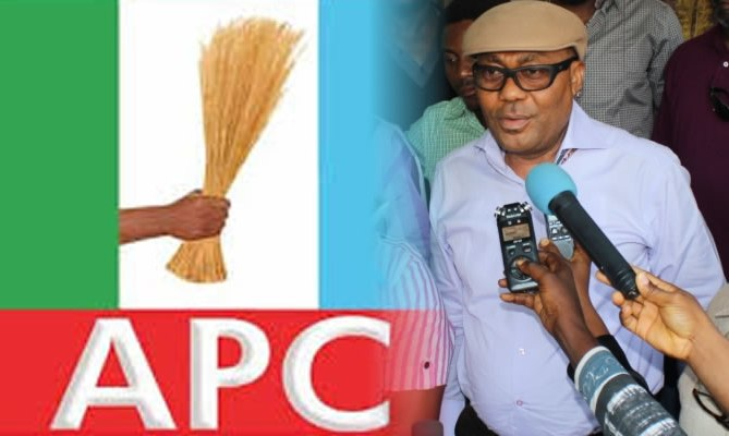 Wike Running Parallel Government—APC