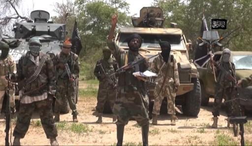 DSS Parades Boko Haram Top Shot