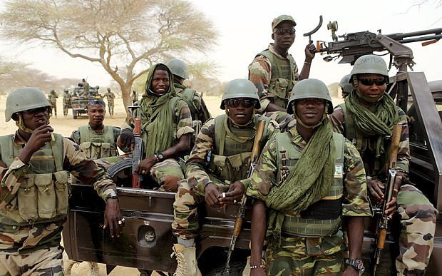 ALERT: Army, Boko Haram In Gun Duel In Borno