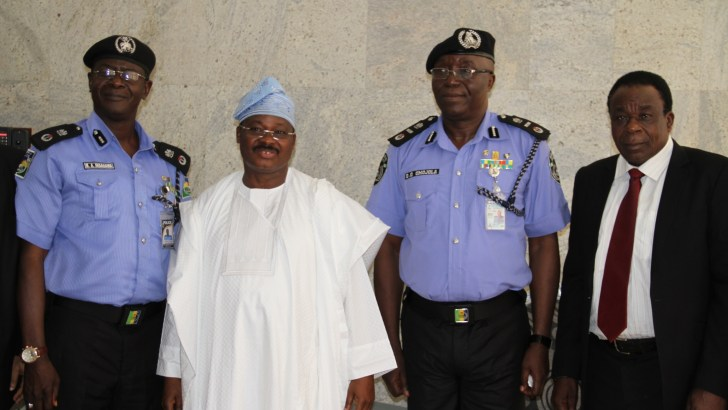 Ajimobi Approves Death Sentence For Kidnappers