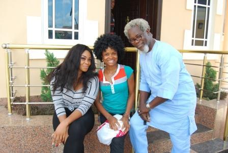 Victor Olaotan, Kay Samuel, Ignite 'Our Secrets'
