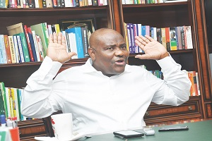 APC Accuses Wike, PDP Of Planning to Deploy Fake Security Men For Rivers Rerun