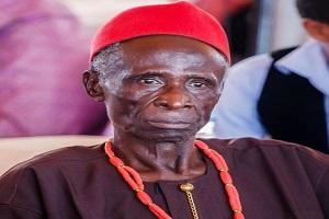 BREAKING: Nollywood Veteran, Elder Maya, Is Dead