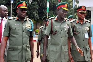 Alleged Coup: Buratai Summons Top Officers