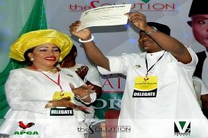Edo Guber: Osaro Onaiwu Emerges APGA Candidate