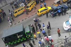 KAI Official, Soldiers Cause Chaos In Lagos