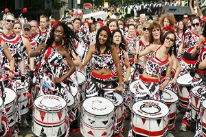 AFRIMA Storms London Notting Hill Carnival