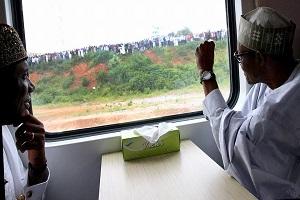 Rivers APC Hails Buhari, Amaechi for Rail Revolution