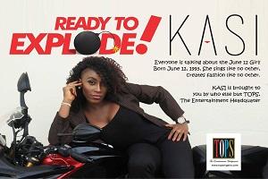 Tony Okoroji Signs Kasi Into New Label