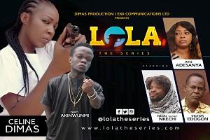 Ayo Adesanya In Nollywood Action Film Series 'LolaTheSeries'